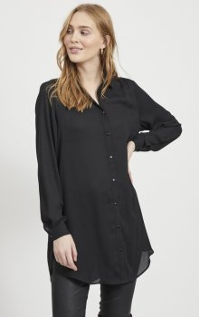Vila - Vilucy Button LS Tunic
