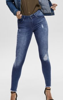 Only - onlBlush Ank Raw Jeans REA2077