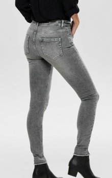 Only - onlBlush SK Ank Raw Jeans REA0918