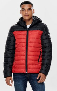 Only & Sons - onsSteven Quilted Hood Jacket