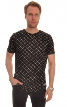 Alan Rust - T-shirt AR191001 Rutig