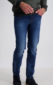 Bison - Jeans 80-033001SB Superflex. Tapered Fit