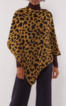 Efashion Chana - Poncho P54 Leopard