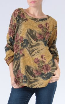 Efashion Chana - Topp 7096 Blommig