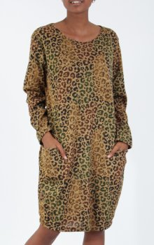 Efashion Chana - Tunika T335 Leopard