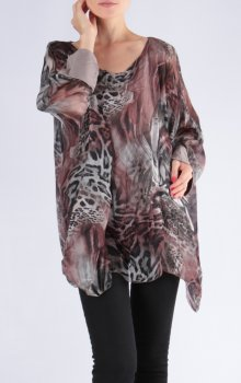 Efashion Happy - Blus 9469 Animal
