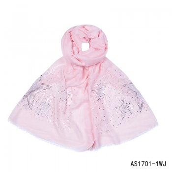 Fox - Scarf Lady Star AS1701-1WJ 701-01