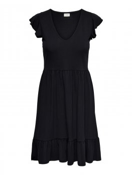 Jacqueline - jdyDitte SS V-neck Dress