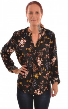 Jacqueline - jdyKing LS Blouse Multicolor Flower