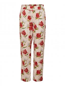 Jacqueline - jdyStarr Life Pant Barbados Cherry