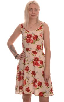 Jacqueline - jdyStarr Life Strap Dress Barbados Cherry