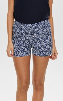 Jacqueline - jdyStar Shorts Blue Depths Ditsy