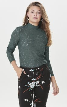 Jacqueline - jdyTag LS Highneck Lace Top