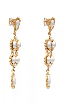 Lily and Rose - Miss Kate Pearl Earrings
