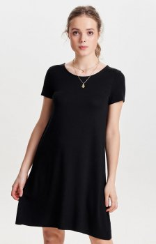 Only - onlBera Back Lace Up SS Dress