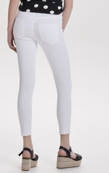 Only - onlBlush SK Ank Raw Jeans REA0730