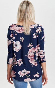 Only - onlElcos 4/5 Top Blommig