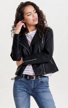 Only - onlGemma Faux Leather Biker