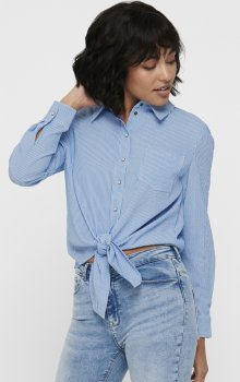 Only - onlLecey Stripe Knot Shirt