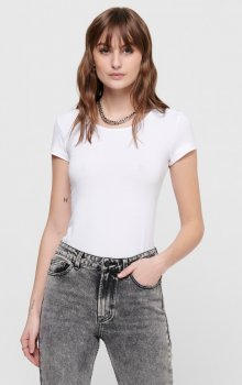 Only - onlLive Love Life SS Oneck Top