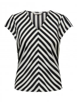 Only - onlLuma SS V-neck Top