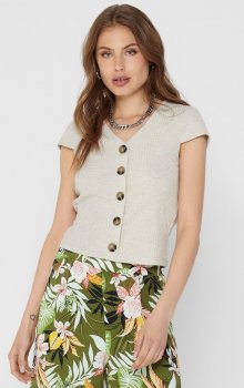 Only - onlNella SS Button Top