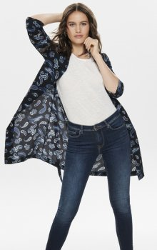 Only - onlNova Lux Cozigan Blue Paisley