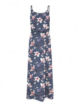 Only - onlNova Lux Strap Maxi Dress Butterfly Print