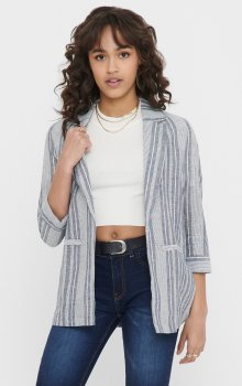 Only - onlPaloma-Canyon Stripe Blazer