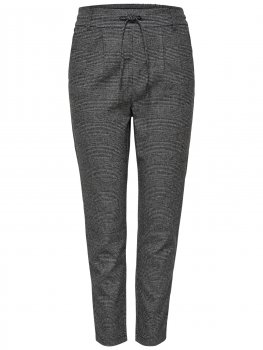 Only - onlPoptrash Soft Check Pant