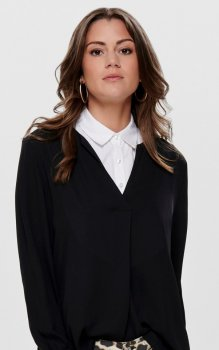 Only - onlShelly Weaved Collar