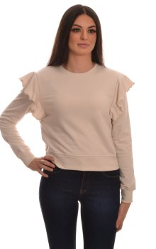 Only - onlTyra Frill Sweat