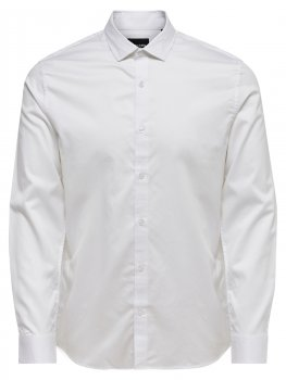 Only & Sons - onsAlves LS 2-ply Easy Iron Shirt