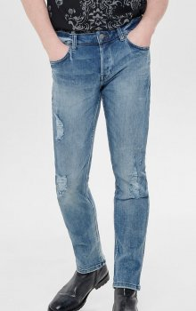 Only & Sons - onsLoom Blue Washed 0897