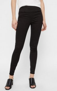 Pieces - pcHighwaist Bettysoft Jeggings BLK