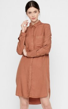 Pieces - pcWhy Lyocell Shirt Dress