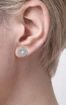 Snö - Harly Small Ear s/clear