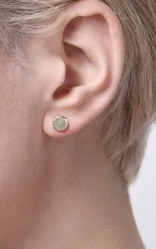 Snö - Marly Small Ear g/clear