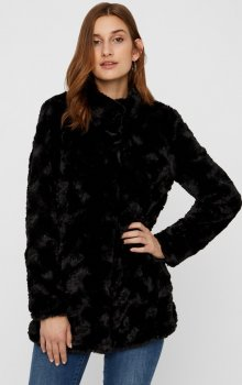 Vero Moda - vmCurl High Neck Faux Fur Jacket