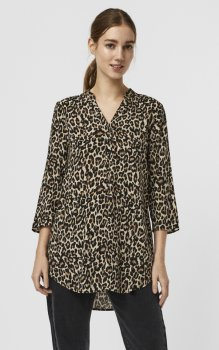 Vero Moda - vmSimply Easy 3/4 Tunic Top