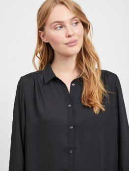 Vila - Vilucy Button LS Shirt