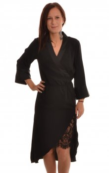 Vila - Vimilena Lace 3/4 Dress