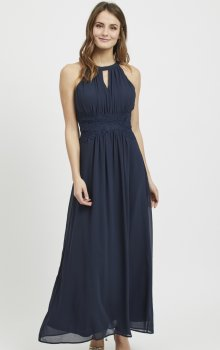 Vila - Vimilina Halterneck Maxi Dress