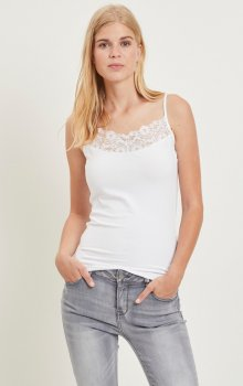 Vila - Viofficiel Lace Strap Top
