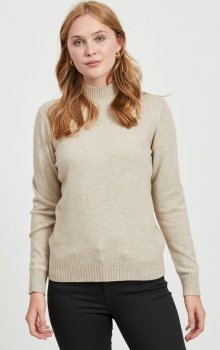 Vila - Viril Turtleneck Knit Top