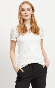 Vila - Vistasia SS Lace Top