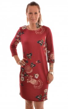Vila - Vitinny New Dress Lux Keris Print