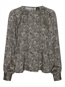 Vero Moda - vmBilli LS Button Top