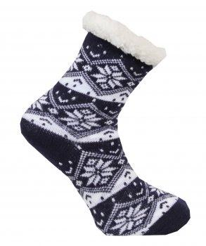 Wiareds - Cozy Sock 180 Snöflingor