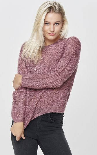Jacqueline - jdyDaisy Structure Pullover